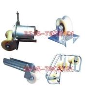 电缆孔口保护滑车, 井口电缆保护滑车