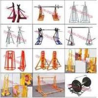 钢丝绳收放线架,电力施工工具,电力工具