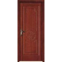 成都实木门-六扇门实木套装门