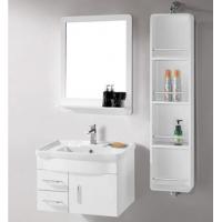 成都泰陶卫浴-PVC浴室柜(亮光白)
