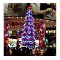 圣诞树-圣诞灯具-节日灯-花灯-网灯-仿植物灯