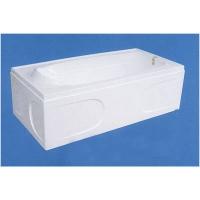 罗芬卫浴-压克力浴缸系列-花生缸(可装五件套)(右裙)