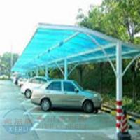 南通|揚州|泰州|陽光板耐力板車棚雨棚