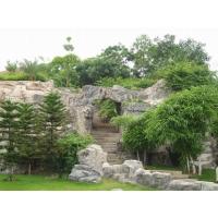 湖南专业承接塑石假山工程