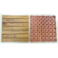 缅甸柚木 户外地板 浴室地板 防水防滑 美观实用