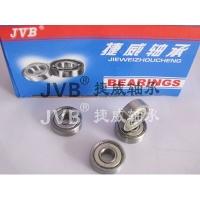 JVB深沟球薄壁轴承607ZZ微型轴承