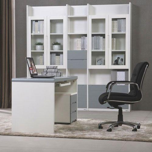X-915书柜组合(书桌+书柜)
