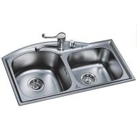 埃美柯304不锈钢1.1壁厚XS-254 不锈钢水槽系列