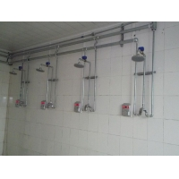 天津浴室用水计费系统IC卡水控机节水器公寓热水收费