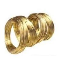 厂家直销6*1压扁黄铜线10.0mm半硬黄铜圆线