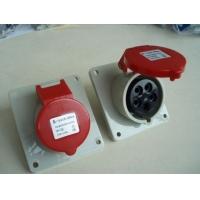 工业连接器32A工业插头32A工业插座