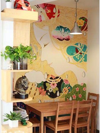 绘墙,杭州墙面彩绘