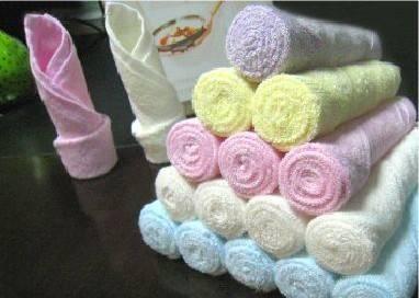 欧米澜竹纤维抗菌内衣毛巾