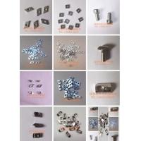 弹性、半圆、T型、菱形、锌合金、镀镍、不锈钢、方形螺母