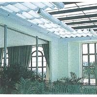 西川窗饰-电动、遥控天棚帘(阳光房)