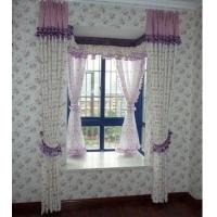 田园窗帘TOUPUW(托菩旺)品牌布艺田园窗帘