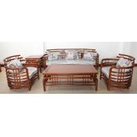 厂家直销东阳红木古典家具非洲花梨木园艺沙发