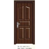 廣東鋼質門、佛山鋼質門-佛山吉瑞雅電解板鋼質門