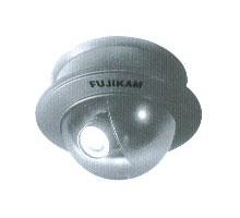 凌云电子电器—黑白手动光圈镜头半球摄像机
