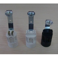 E14蜡烛灯头,支架灯头灯座,水晶灯头