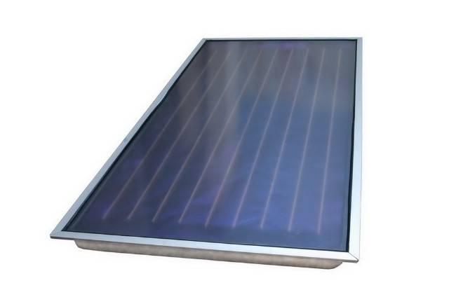 平板太阳能集热板