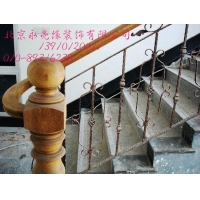 供应铁艺楼梯、不锈钢楼梯北京永亮缘装饰有限公司