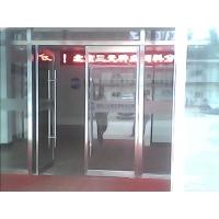 天津玻璃门 玻璃隔断13716030505