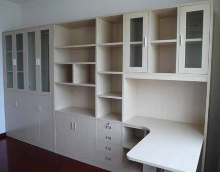 南京家具-博晨橱柜-整体书柜2