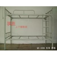 双人铁床,QS-1038双层铁床提供商东莞市棋胜家具有限公司