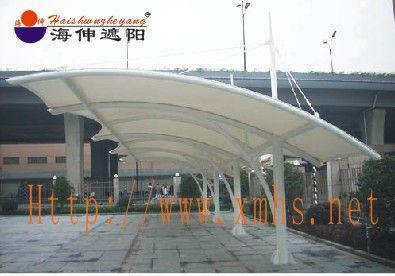 厦门太阳伞/帐篷/遮阳篷/电动窗帘/膜结构/篷房/天棚帘/电