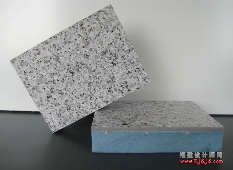 外墙保温装饰板材料产品图片