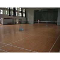 法国洁福PVC地板(运动地板 体育地板 PVC塑胶地板)诚征全国合作