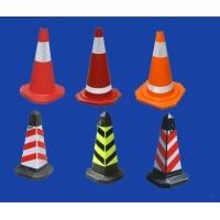 郑州专业供应批发零售路锥、反光锥、虎纹路锥、圆方路锥、尖路锥