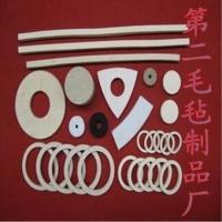 生产机电羊毛毡垫圈|机电羊毛毡垫圈加工厂家|第二毛毡制品厂