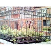 南京开龙铁艺-铁艺围墙栏杆