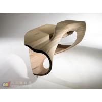自由形态功能性木雕家具2