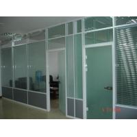 专业生产批发办公玻璃隔断、隔墙、活动隔断