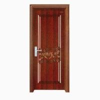 成都雅豪-室内钢木套装门