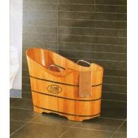 川浴木桶-月牙桶
