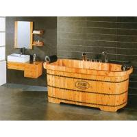 川浴木桶-双嬉桶