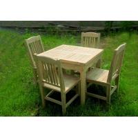 台州防腐木 户外木 户外休闲桌椅