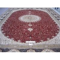 优质真丝地毯供应 明阳工艺地毯厂