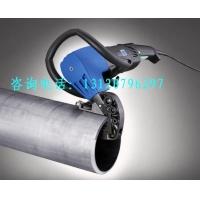 电动气动管道平板两用坡口机(倒角机)TKF1100
