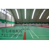 专业羽毛球场用什么颜色 羽毛球场地地板