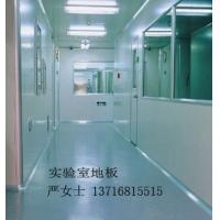兰州实验室抗酸碱地胶 甘肃实验室专用地板