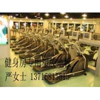 力量区健身房专用地板 橡胶健身房地板