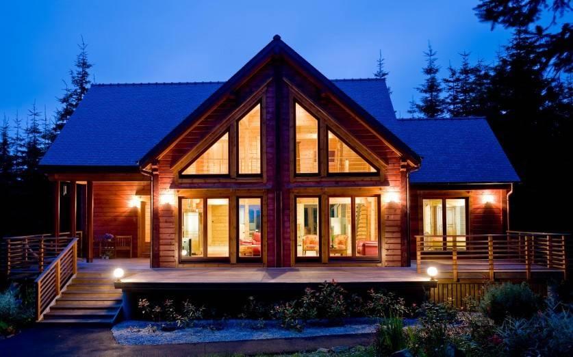 芬兰木制别墅 - 大正芬兰木