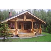 芬兰木制别墅