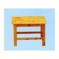 永佳木桶-单层脚凳