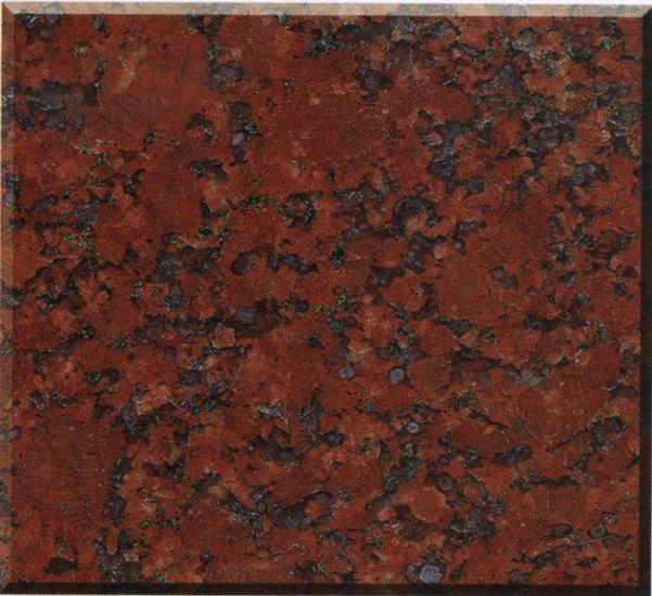 隆兴石业1印度红花岗岩板材